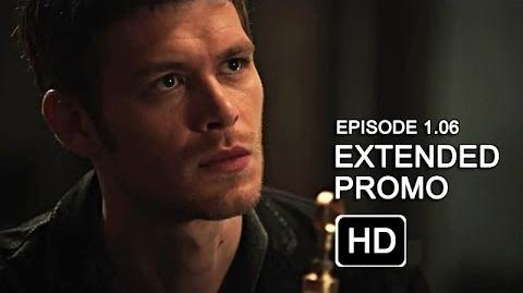 The Originals 1x06 Extended Promo - Fruit of the Poisoned Tree HD-0