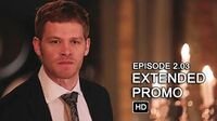 The Originals 2x03 Extended Promo - Every Mother's Son
