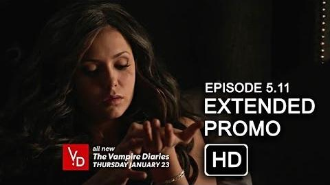 The Vampire Diaries 5x11 Extended Promo - 500 Years of Solitude HD The 100th episode-0