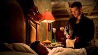 TO 2x07 Klaus, Elijah
