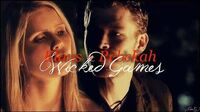 Klaus + Rebekah II Don't want to fall in love