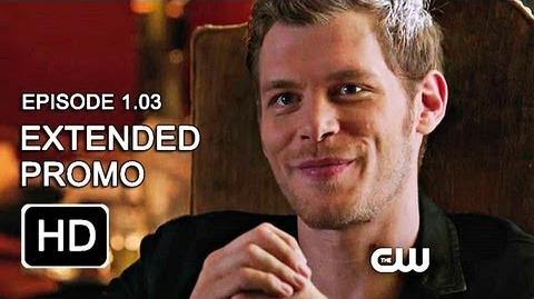 The Originals 1x03 Extended Promo - Tangled Up in Blue HD-0