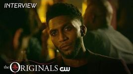The Originals Season 5 - Yusuf Gatewood Interview The CW