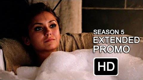 "The Vampire Diaries Season 5 Extended Promo - ""Game Changer"" HD-0"