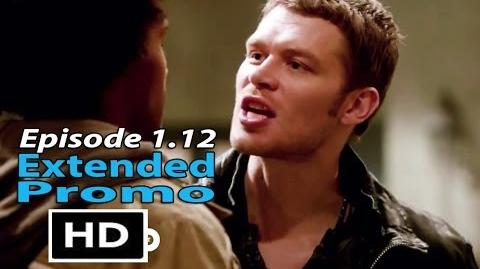 "The Originals 1x12 Extended Promo ""Dance Back from the Grave"" - HD"