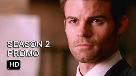 The Originals Season 2 - Comic-Con Trailer HD
