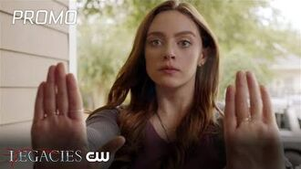 Legacies Maybe I Should Start From The End Promo The CW