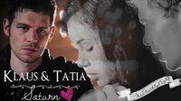 Klaus & Tatia (AU) I Saturn (TOC) +900