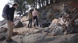 Shane bonnie jeremy skały 4x13