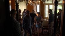 Oliver francesca 2x01
