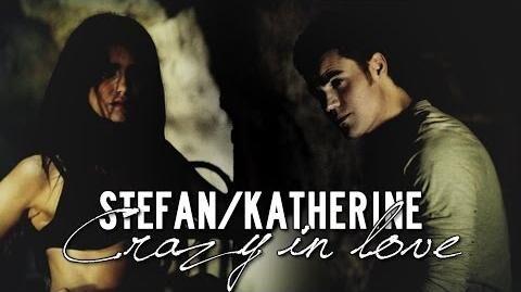 Stefan & Katherine Crazy in love