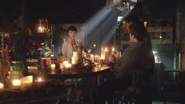 Esther cassie synowie 2x01