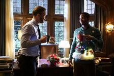2x08 This Christmas Was Surprisingly Violent-Alaric-Dorian