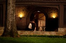 TVD 1x02 stefan elena kiss