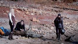 Rebekah stefan elena 4x13 plaża