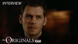 The Originals Season 5 - Joseph Morgan Interview The CW