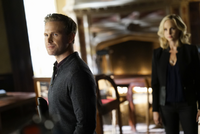 5x12 The Tale of Two Wolves-Alaric-Caroline