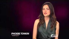 """TO 2x22 """"3 Days Countdown"""" Phoebe Tonkin"""