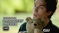 The Vampire Diaries 6x08 Producers' Preview - Fade Into You HD