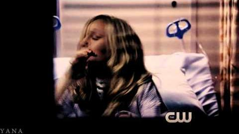 Klaus & caroline it's you