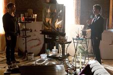 Klaus elijah 2x01