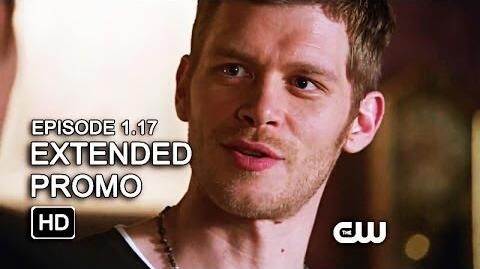 The Originals 1x17 Extended Promo - Moon Over Bourbon Street HD-0