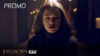 Legacies Season 2 Episode 16 Facing Darkness Is Kinda My Thing Promo The CW