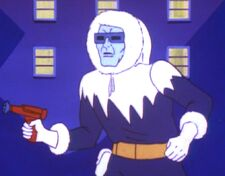 Captain Cold - Challenge of the Super Friends