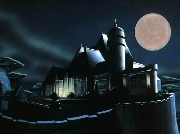 Wayne Manor Tv Database Wiki Fandom Powered By Wikia