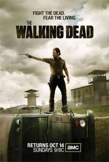 Walking Dead season 3 promo