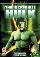 Incredible Hulk - The Complete Third Season
