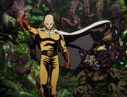 One Punch Man 1x01 000