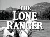 Lone Ranger: Outlaws in Greasepaint