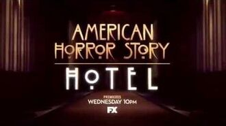 "American Horror Story Hotel official Trailer 5x01 ""Checking In"""