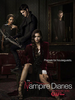 Vampire Diaries S4 promo