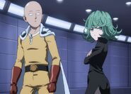 One Punch Man 1x10 001