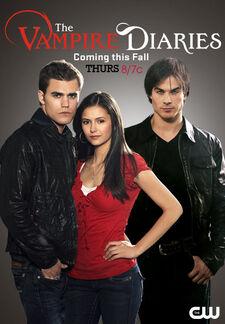 Vampire Diaries S1 promo