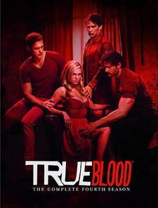 True Blood - The Complete Fourth Season DVD