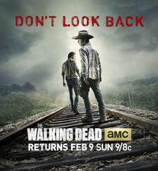 Walking Dead season 4 promo