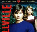Smallville: The Complete Fourth Season