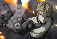 One Punch Man 1x02 001