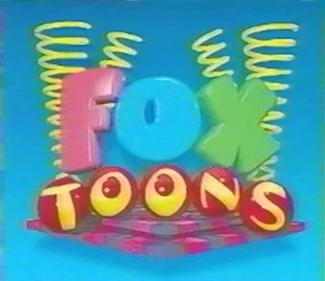 Fox Toons logo