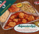 Swanson Polynesian Style TV dinner
