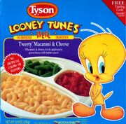 Tweety Macaroni & Cheese