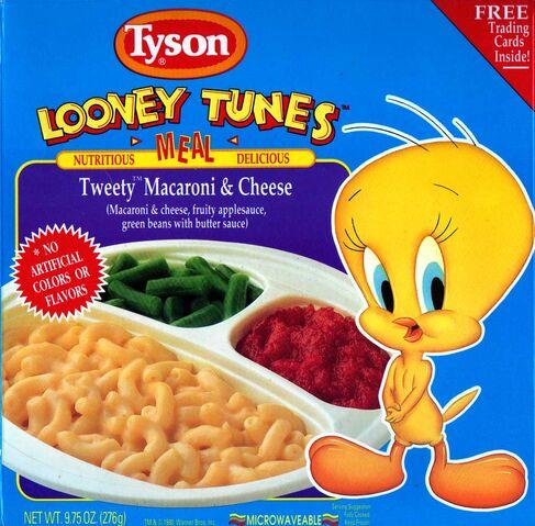 File:Tweety Macaroni & Cheese.jpg