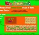 Nickelodeon Green Slime Blast-A-roni and Cheese