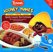 Speedy Gonzales Beef Enchiladas