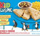Fiesta Chicken & Cheese Quesadilla