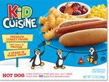 Campfire Hot Dog