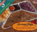 Swanson German Style TV dinner